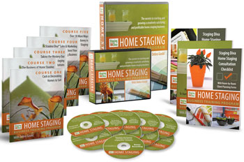 Staging Diva home study kit