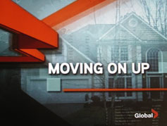 Global TV Moving on up