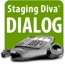 Staging Diva Dialog Monthly Q & A Staging Business Calls