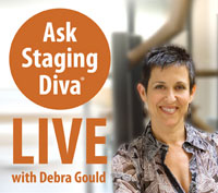 Ask Staging Diva LIve