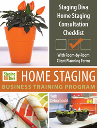 Staging Diva Home Staging Consultation Checklist