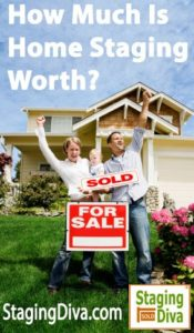 how much is home staging worth?