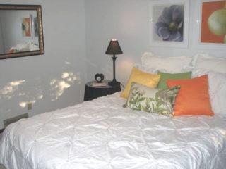 Dolly DeWald Bedroom After Staging