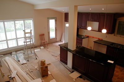 Kitchen color consultation