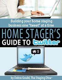 Twitter for home stagers