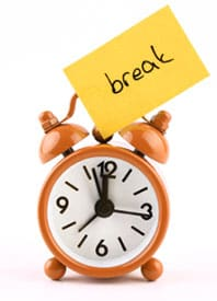home staging business break