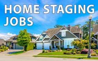 home staging jobs