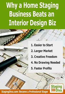 BWhy Home Staging Business Beats Interior Design