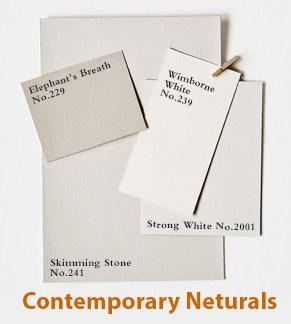 Farrow Ball Contemporary Neutrals