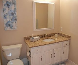 home staging works bathroom