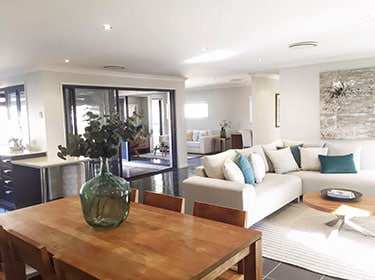 home staging brisbane living room
