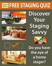 Staging Savvy Quiz Cover