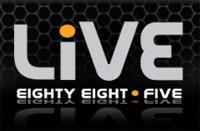 Live radio logo