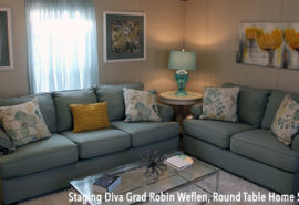 Home Stager Makes $2,000 in Days on First Staging Job