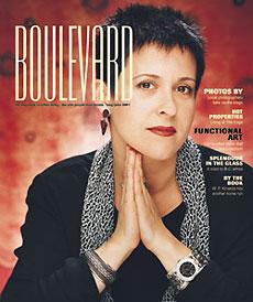 Boulevard Magazine cover