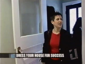 Debra on Television Home Staging