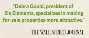 Debra Gould in Wall Street Journal