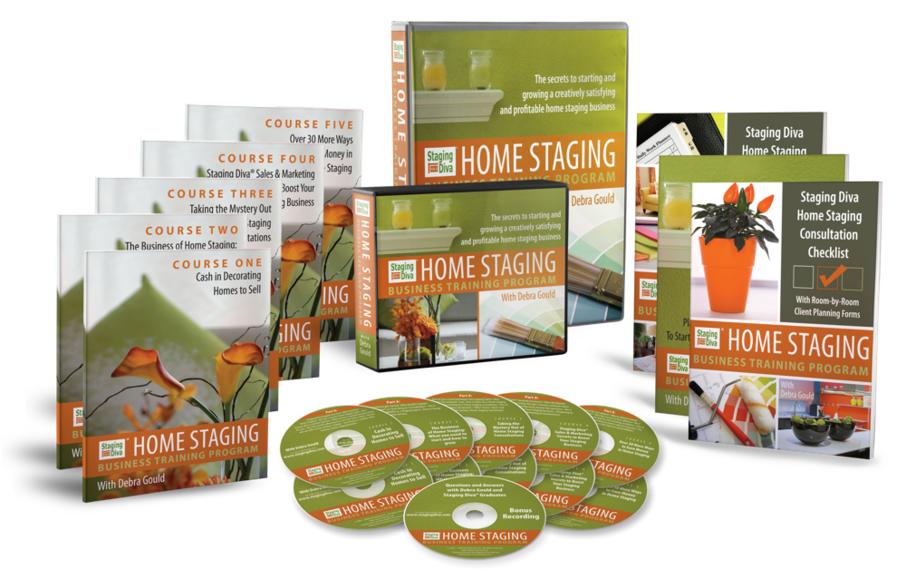 Staging Diva Home Staging Training Program