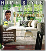Debra Gould in Home Style Magazine