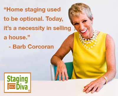 Barb Corcoran Home Staging a Necessity